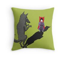 Who's YOUR Grandma? Throw Pillow