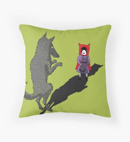 Who's YOUR Grandma? Throw Pillow
