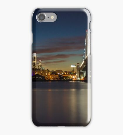 Rutger's View of Philly iPhone Case/Skin
