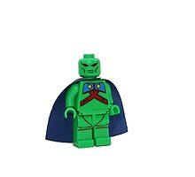 LEGO Martian Manhunter by jenni460