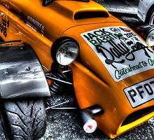 Rally Car by Andrew Pounder