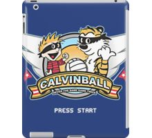 Game of Calvin and Hobbes iPad Case/Skin