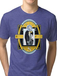 king penguin Tri-blend T-Shirt