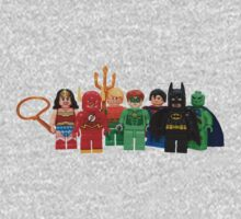 LEGO Justice League of America Kids Clothes