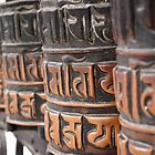 Prayer wheels by pljvv