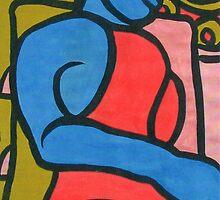 Colourful Buddha 2 by meemu