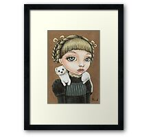 Emily and Constantine Framed Print