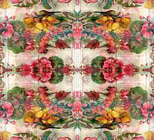 Floral Remix 4 by Will Yoder