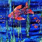 Red Fish by Regina Valluzzi