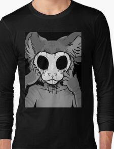 Behind The Mask Long Sleeve T-Shirt