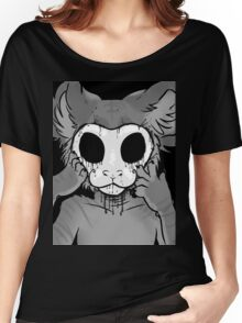 Behind The Mask Women's Relaxed Fit T-Shirt