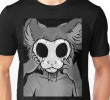 Behind The Mask Unisex T-Shirt
