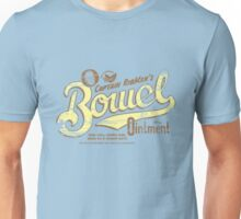 Bowel Ointment - Captain RibMan's Solution for Everything! Unisex T-Shirt