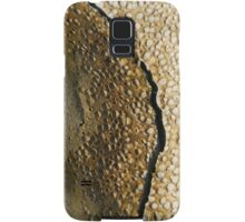 Mont Saint Michel sands boiling and cracking - 2011 Samsung Galaxy Case/Skin