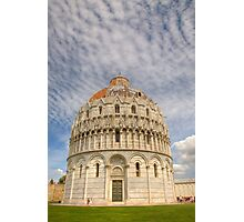 Campo di Miracoli field of Miracles Photographic Print