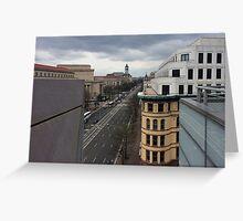 Washington DC // B_Landscapes Greeting Card