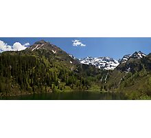 Lake Hüttensee Photographic Print
