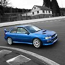 Scooby at Spa. by Stretch75