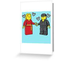 Twue Wuv Greeting Card