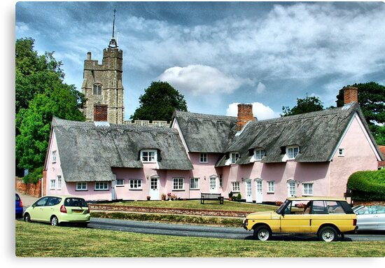 Cavendish Suffolk  by mickyman13
