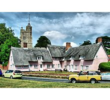 Cavendish Suffolk  Photographic Print