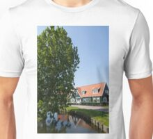 The Idyllic Dutch Village Marken, Near Amsterdam, Holland  Unisex T-Shirt