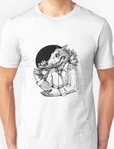 Jack likes tea Unisex T-Shirt