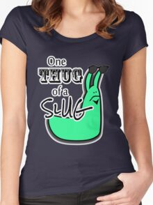 One Thug of a Slug Women's Fitted Scoop T-Shirt