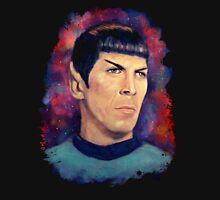 Colorfull Captain Spock Unisex T-Shirt