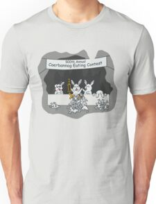 caerbannog eating contest Unisex T-Shirt