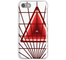 Take The Line iPhone Case/Skin