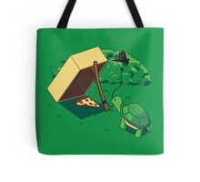Turtle Trap Tote Bag