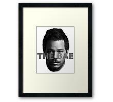 Baelfire (Bae) - Once Apon A Time Framed Print