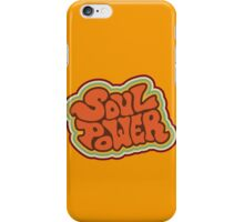 Soul Power iPhone Case/Skin