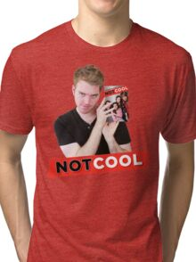 Not Cool - Shane Dawson promo Tri-blend T-Shirt