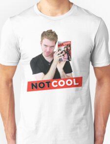 Not Cool - Shane Dawson promo Unisex T-Shirt