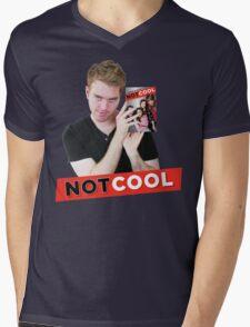 Not Cool - Shane Dawson promo Mens V-Neck T-Shirt