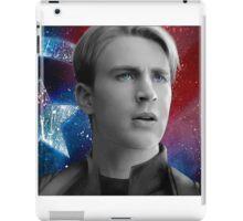 Steve Rogers - Captain America iPad Case/Skin