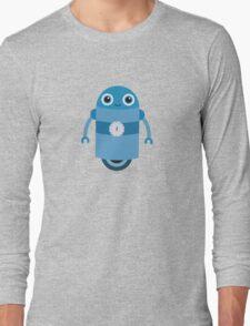 Robot Bob Long Sleeve T-Shirt