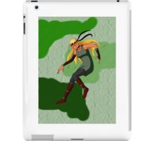 Army girl iPad Case/Skin