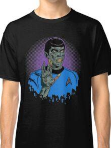 Captain Spock - Zombie Classic T-Shirt