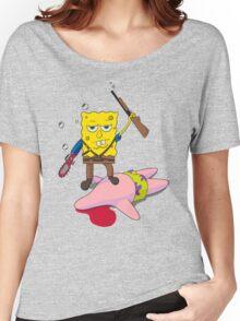 Ash_Bob Starfish Hunter Women's Relaxed Fit T-Shirt