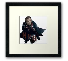 Neil Patrick Harris-NPH/HP Framed Print