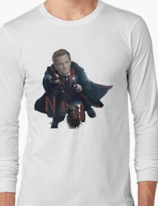 Neil Patrick Harris-NPH/HP Long Sleeve T-Shirt