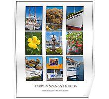 Tarpon Springs Poster Poster