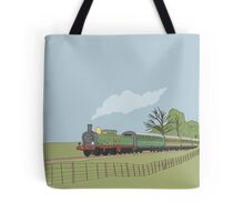 Bluebell Railway Tote Bag