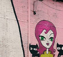 Birds Cats and Skulls  by Denis Marsili - DDTK
