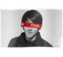 Shane Dawson's NOT COOL movie Poster