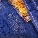 Rock Textures-085 by Albert Sulzer