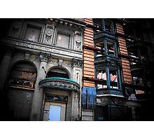 Restoration Photographic Print